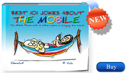 Best 101 Jokes about the Mobile